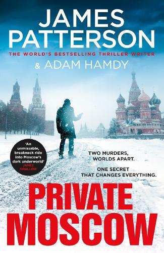 Private Moscow: (Private 15) - Private (Hardback)