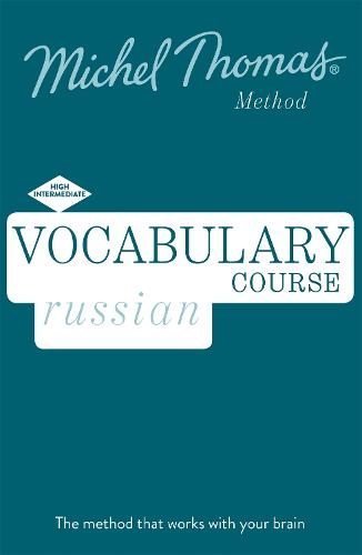 Russian Vocabulary Course New Edition (Learn Russian with the Michel Thomas Method): Intermediate Russian Audio Course (CD-Audio)