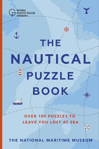 The Nautical Puzzle Book (Hardback)