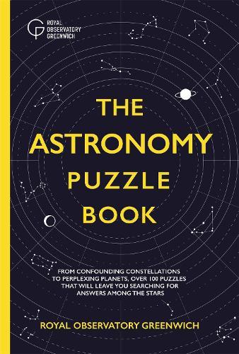 The Astronomy Puzzle Book (Hardback)