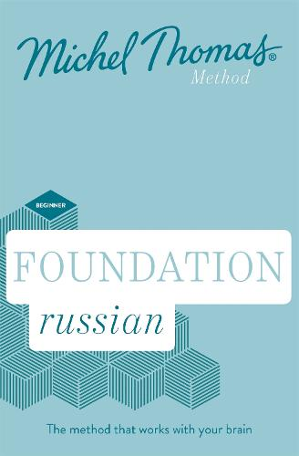 Foundation Russian New Edition (Learn Russian with the Michel Thomas Method): Beginner Russian Audio Course (CD-Audio)