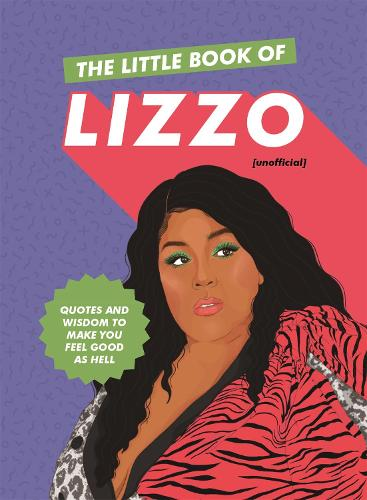 The Little Book of Lizzo (Hardback)