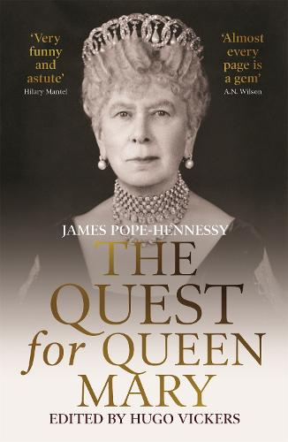 The Quest for Queen Mary (Paperback)