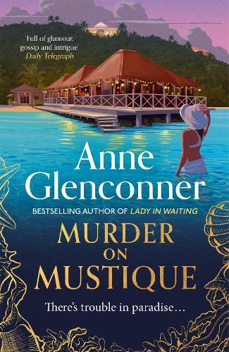 Murder On Mustique (Hardback)