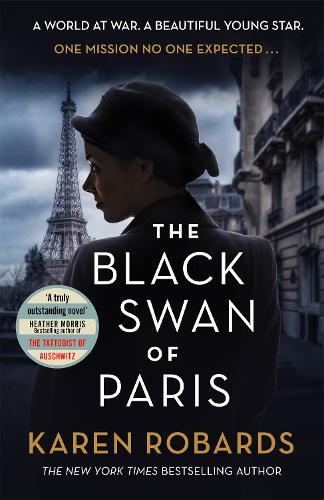 The Black Swan of Paris (Hardback)