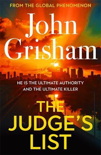 The Judge's List (Hardback)