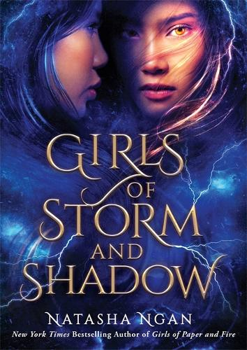 Girls of Storm and Shadow - Girls of Paper and Fire (Hardback)