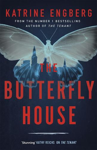 The Butterfly House - Korner & Werner series (Hardback)