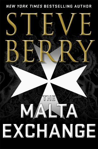 The Malta Exchange - Cotton Malone (Hardback)