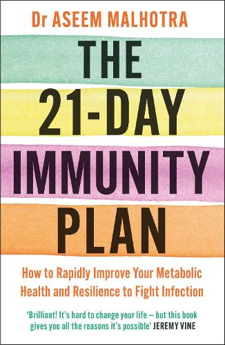 The 21-Day Immunity Plan (Paperback)
