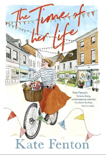 The Time of Her Life: the perfect spring escape (Hardback)