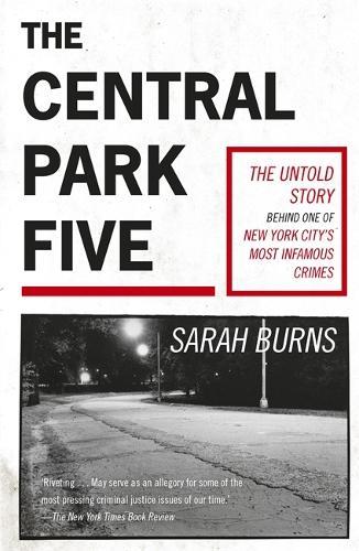 The Central Park Five (Paperback)