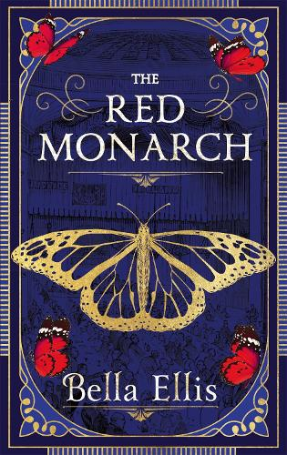 The Red Monarch - The Bronte Mysteries (Hardback)