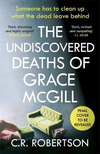 The Undiscovered Deaths of Grace McGill (Hardback)