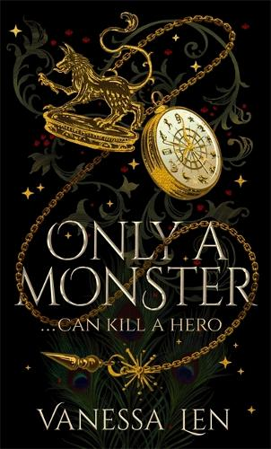 Only a Monster - Only a Monster (Hardback)