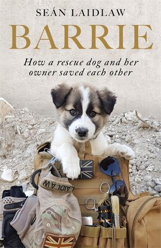 Barrie: How a rescue dog and her owner saved each other (Hardback)
