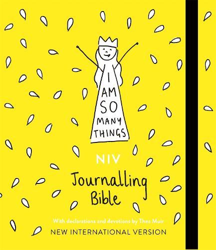 I Am So Many Things - NIV Journalling Bible (Hardback)