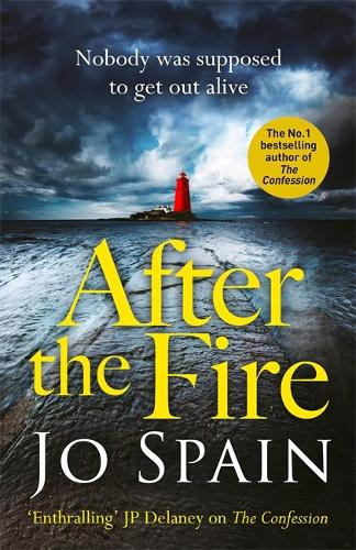 After the Fire - An Inspector Tom Reynolds Mystery (Paperback)