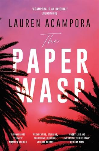 The Paper Wasp (Hardback)