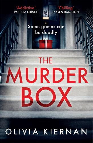 The Murder Box - Frankie Sheehan (Hardback)