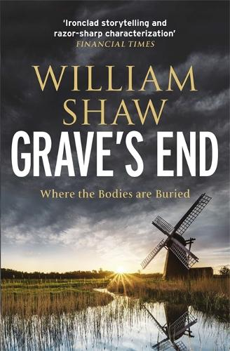 Grave's End: the brilliant third book in the DS Alexandra Cupidi investigations - DS Alexandra Cupidi (Paperback)