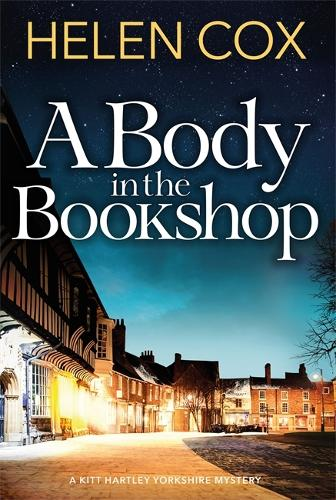 An Evening With Helen Cox - Body in the Bookshop