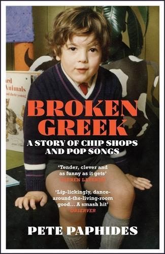Broken Greek (Paperback)