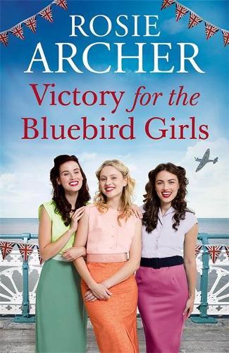 Victory for the Bluebird Girls (Hardback)