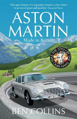 Aston Martin: Made in Britain (Paperback)