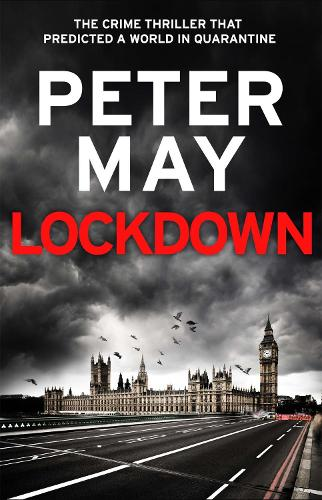Lockdown: the crime thriller that predicted a world in quarantine (Paperback)