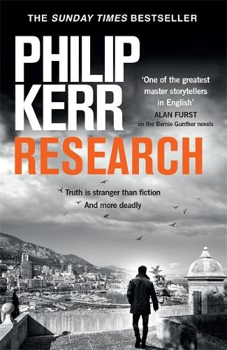 Research: A dark and witty thriller from the creator of the prize-winning Bernie Gunther novels (Paperback)