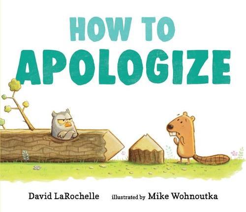 How to Apologize (Hardback)