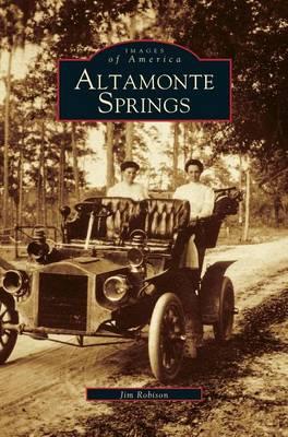 Altamonte Springs (Hardback)