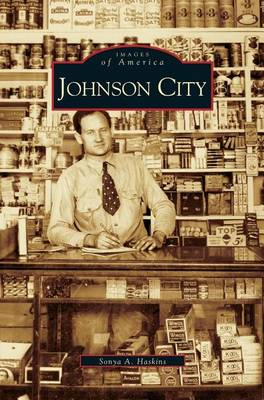 Johnson City (Hardback)