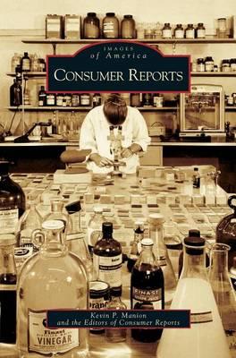 Consumer Reports (Hardback)