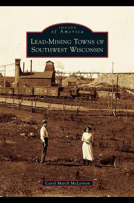 Lead-Mining Towns of Southwest Wisconsin (Hardback)