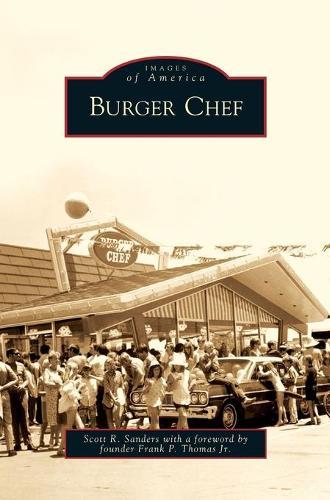 Burger Chef (Hardback)