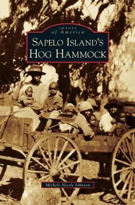Sapelo Island's Hog Hammock (Hardback)