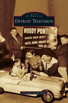 Detroit Television (Hardback)
