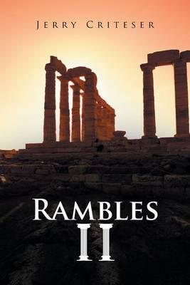 Rambles II (Paperback)