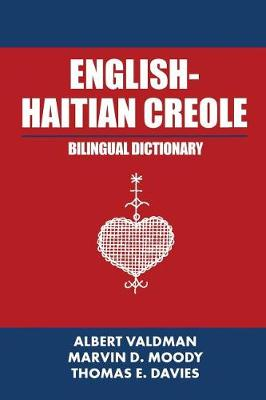 English-Haitian Creole Bilingual Dictionary (Paperback)