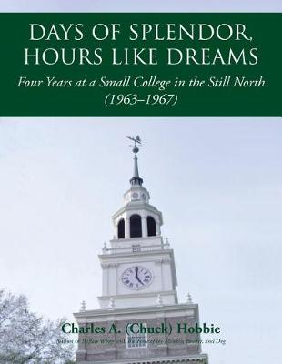 Days of Splendor, Hours Like Dreams: Four Years at a Small College in the Still North (1963-1967) (Paperback)