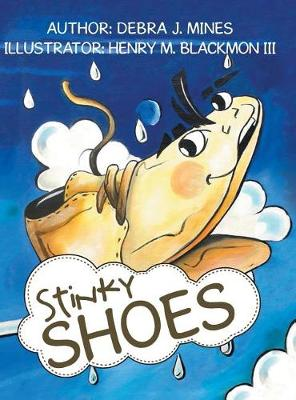 Stinky Shoes (Hardback)