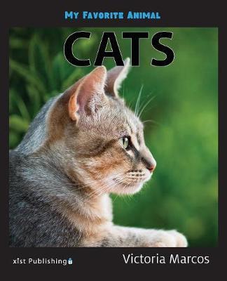 My Favorite Animal: Cats (Paperback)