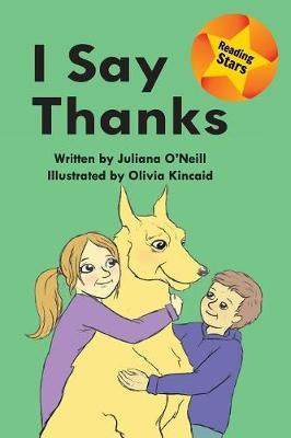 I Say Thanks (Paperback)