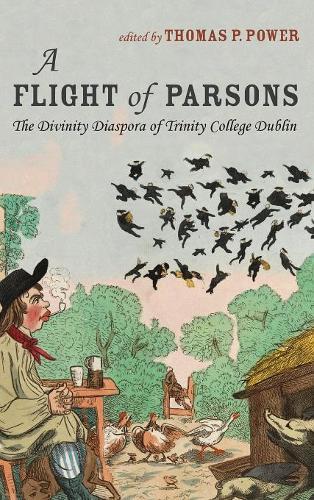 A Flight of Parsons (Hardback)