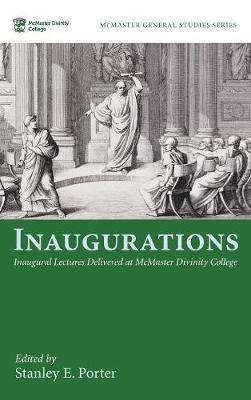 Inaugurations (Hardback)