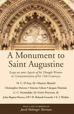 A Monument to Saint Augustine (Paperback)