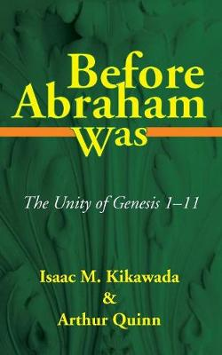 Before Abraham Was (Paperback)