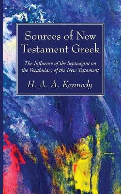 Sources of New Testament Greek (Paperback)